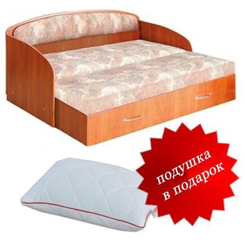 Полуторная кровать-диван Вадим - 140x190-200см