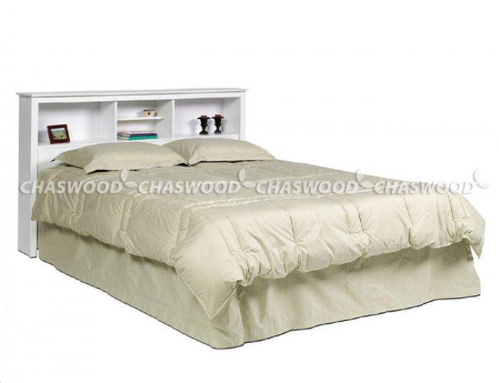 Двуспальная кровать Марко с изголовьем