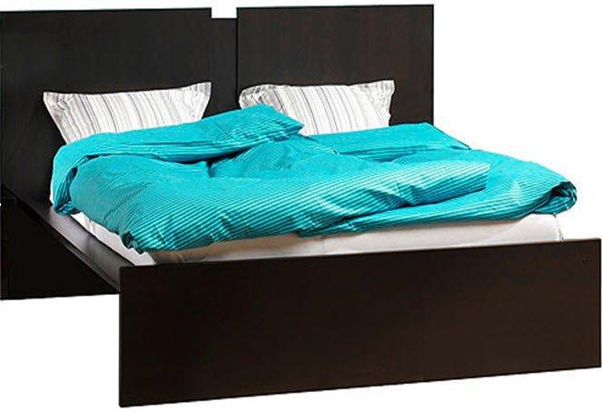 Полуторная кровать Дует - 140x190см