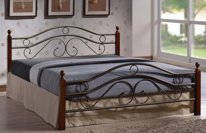 Полуторная кровать  Judi (Джуди) 200x140см