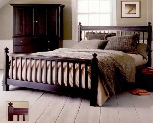 Полуторная кровать ЛДР-10 Глория - 140x190см