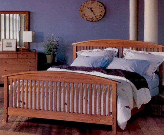 Полуторная кровать ЛДР-11 Лаура - 140x190см