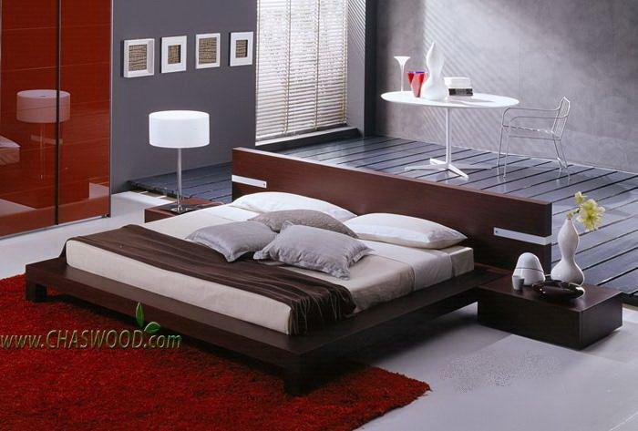 Полуторная кровать Тишина - 140x190см