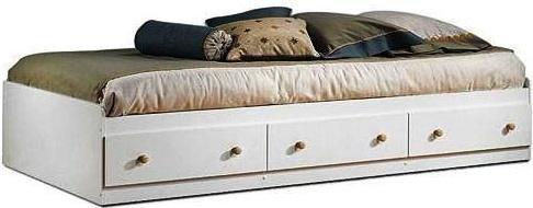Односпальная кровать ДЛ-1 Лотос - 80x160см