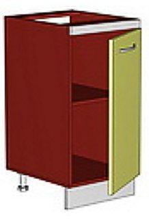 Модуль РМ 401 Н (без столешницы) кухни Романтика