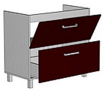 Модуль ВН 901 (без столешницы) кухни Венеция
