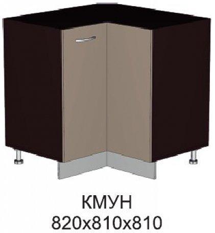 Модуль КМ Угл Н (без столешницы) кухни Кармен