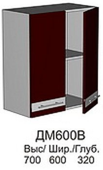 Модуль ДМ 600 В кухни Джаз