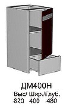 Модуль ДМ 400 Н (без столешницы) лев./прав. кухни Джаз