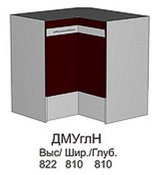 Модуль ДМ Угл Н (без столешницы) кухни Джаз