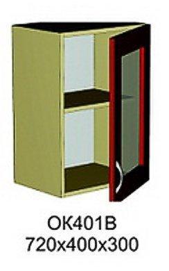 Модуль ОК 401 В кухни Октавия