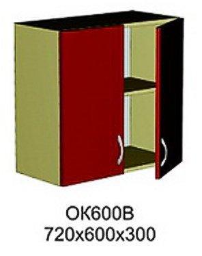 Модуль ОК 600 В кухни Октавия