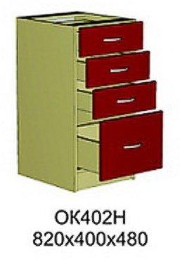 Модуль ОК 402 Н кухни Октавия