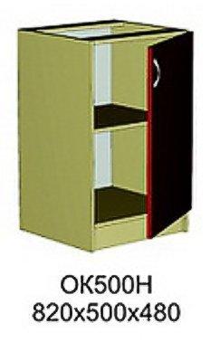 Модуль ОК 500 Н кухни Октавия