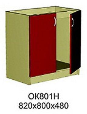 Модуль ОК 801 Н кухни Октавия