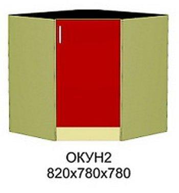 Модуль ОК УН 2 кухни Октавия