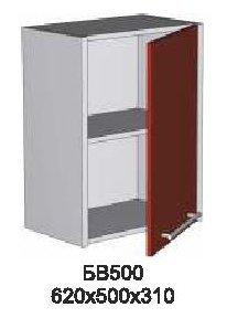 Модуль БВ 500 кухни Бордо