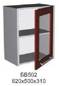Модуль БВ 502 витрина кухни Бордо