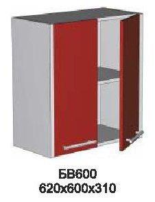 Модуль БВ 600 кухни Бордо