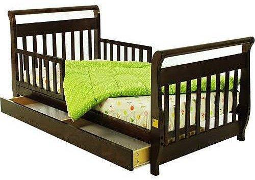 Односпальная кровать ДЛ-7 Лия - 90x190см