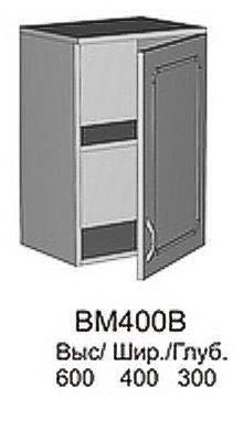 Модуль СВ 400В кухни Саванна