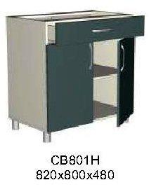 Модуль СВ 801Н кухни Саванна