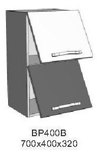 Модуль ВР 400В кухни Верона