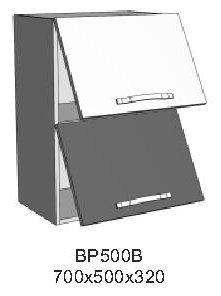 Модуль ВР 500В кухни Верона