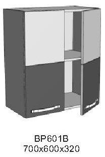 Модуль ВР 601В кухни Верона