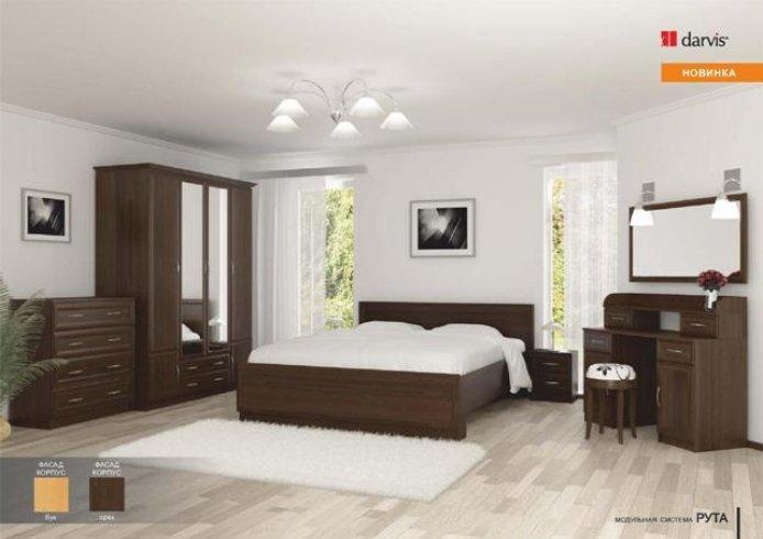 Спальня Рута