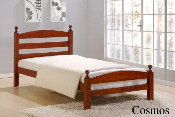 Односпальная кровать  Cosmos (Космос) 200х90см