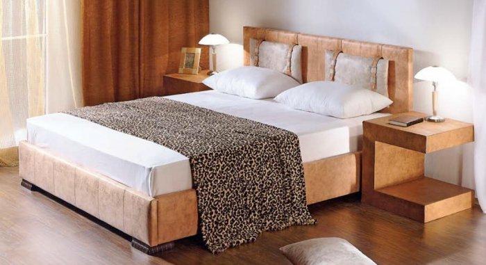 Двуспальная кровать с подъемным механизмом Диана 160x200см
