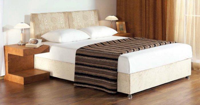 Двуспальная кровать с подъемным механизмом Ривьера 160x200см