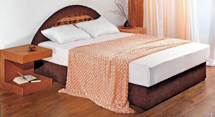 Двуспальная кровать с подъемным механизмом Фантазия 160x200см