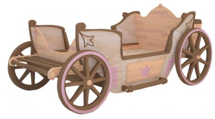 Кровать -машина Карета