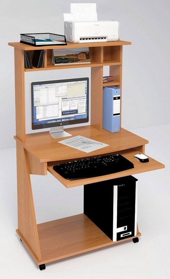 Компьютерный стол С-555 + надстройка Н-827
