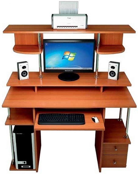 Компьютерный стол С-542