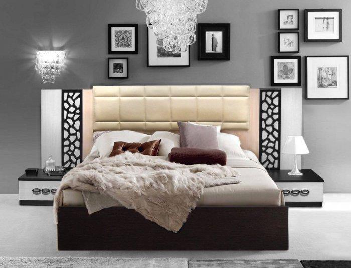 Двуспальная кровать Селеста 160х200 см