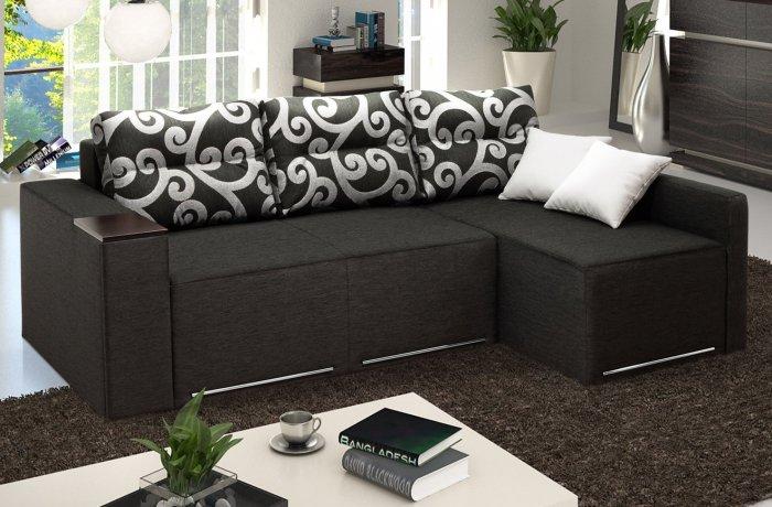 Угловой диван Фреш 3 подушки