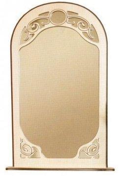 Зеркало «Вдохновение» белое