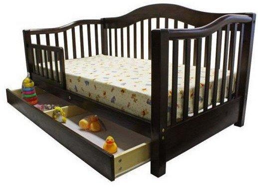Односпальная кровать Американка - 90x190см