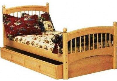 Односпальная кровать Тесса - 90x190см
