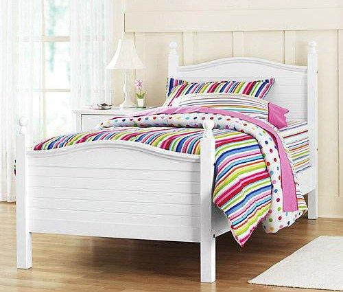 Односпальная кровать Виктория - 90x190см