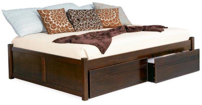 Односпальная кровать Оригинал - 90x190см