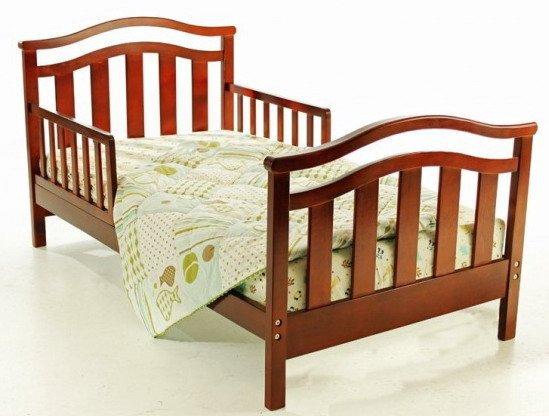 Односпальная кровать Хвиля - 80x160см
