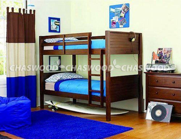 Двухъярусная кровать трансформер Тауер - 90x190см
