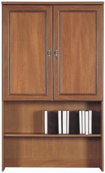 Шкаф для белья (надставка 90) Виктор