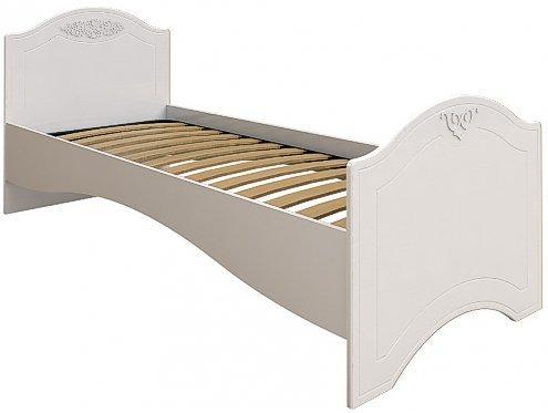 Односпальная кровать 80 АС-09 Ассоль