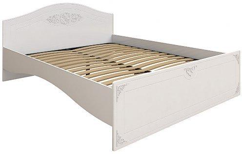 Двуспальная кровать 160 АС-11 Ассоль