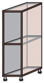 Модуль №1 н 200-820 низ кухни «Мода»